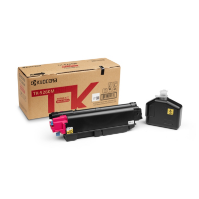 Kyocera  Original Toner TK-5280M / 1T02TWBNL0 Magenta für ca. 11.000 Seiten | 0632983049648