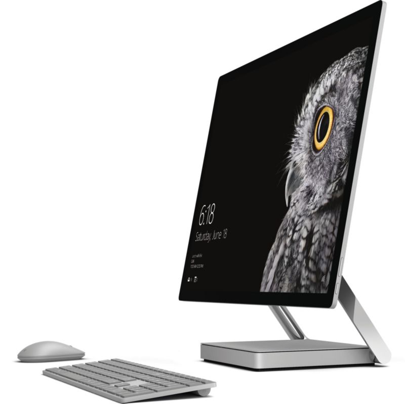 "Microsoft Surface Studio i7-6820HQ 16GB/1TB SSHD 28"" Touch UHD GTX 965M W10P"