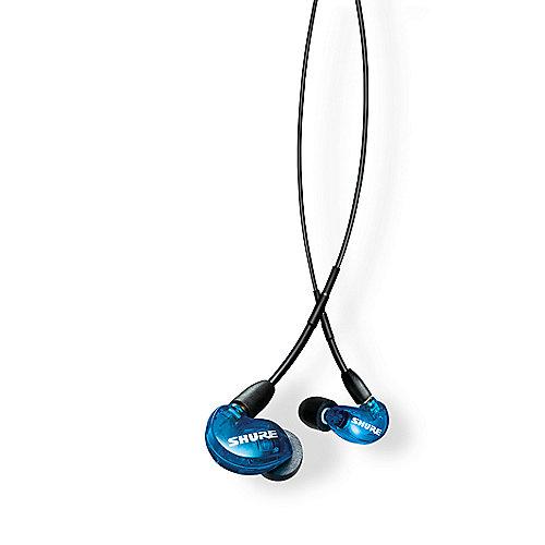 SE215 Sound Isolating Ohrhörer, blau | 0042406547178