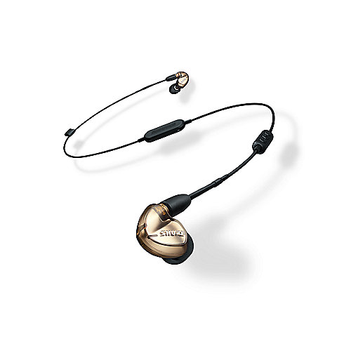 Shure SE535-V+BT1-EFS Sound Isolating In Ear Kopfhörer Bronze