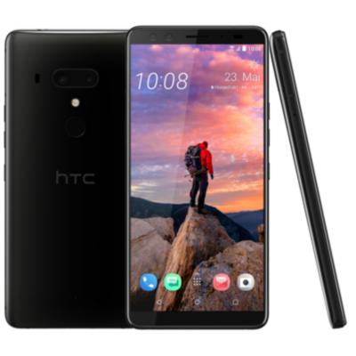HTC  U12+ Dual-SIM ceramic black Dual-SIM Android 8 Smartphone | 4718487710096