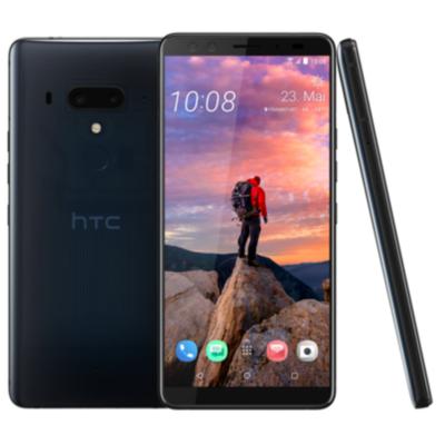 HTC  U12+ Dual-SIM translucent blue Dual-SIM Android 8 Smartphone | 4718487710119
