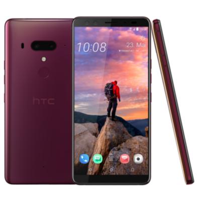 HTC  U12+ Dual-SIM flame red Dual-SIM Android 8 Smartphone | 4718487710102