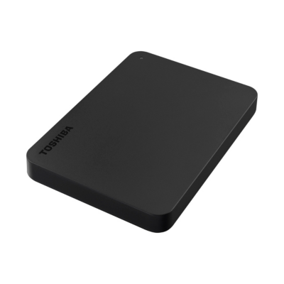 Toshiba  Canvio Basics 1TB USB3.0 2.5Zoll Schwarz | 4260557510018