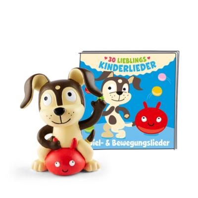 Boxine GmbH Tonies Hörfigur 30 Lieblings-Kinderlieder – Spiel- and Bewegungslieder | 4251192104205