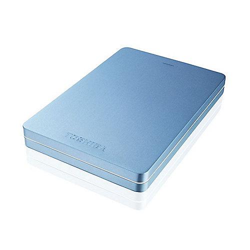 Toshiba Stor.E Canvio ALU USB3.0 2TB 2.5Zoll blau | 4051528165494