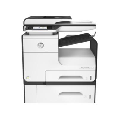 HP  PageWide Pro 477dwt Tintenstrahl-Multifunktionsdrucker Scanner Kopierer Fax | 0889296726197