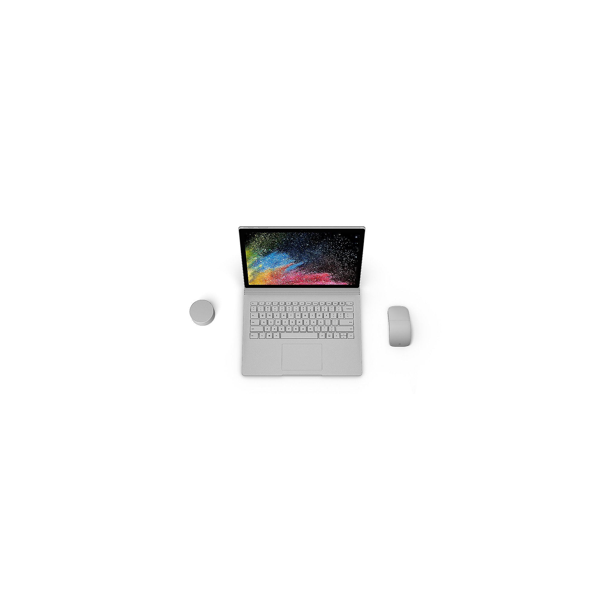 "Surface Book 2 HN4-00004 i7-8650U 8GB/256GB SSD 13"" QHD+ 2in1 GTX 1050 W10P"