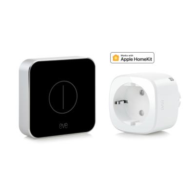 Elgato Eve Button + Eve Energy EU Zwischenstecker   4260195391635