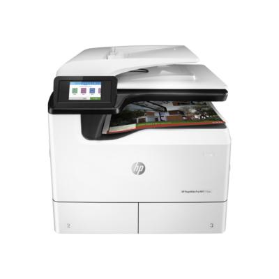 HP  PageWide Pro 772dn Tintenstrahl-Multifunktionsdrucker Scanner Kopierer Fax | 0190781724919