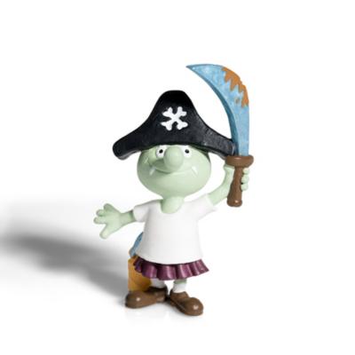 Boxine GmbH Tonies Hörfigur Die Olchis – Die Olchis und der schwarze Pirat | 4251192100078