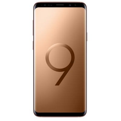 Samsung GALAXY S9 DUOS sunrise gold G965F 64 GB Android 8.0 Smartphone auf Rechnung bestellen