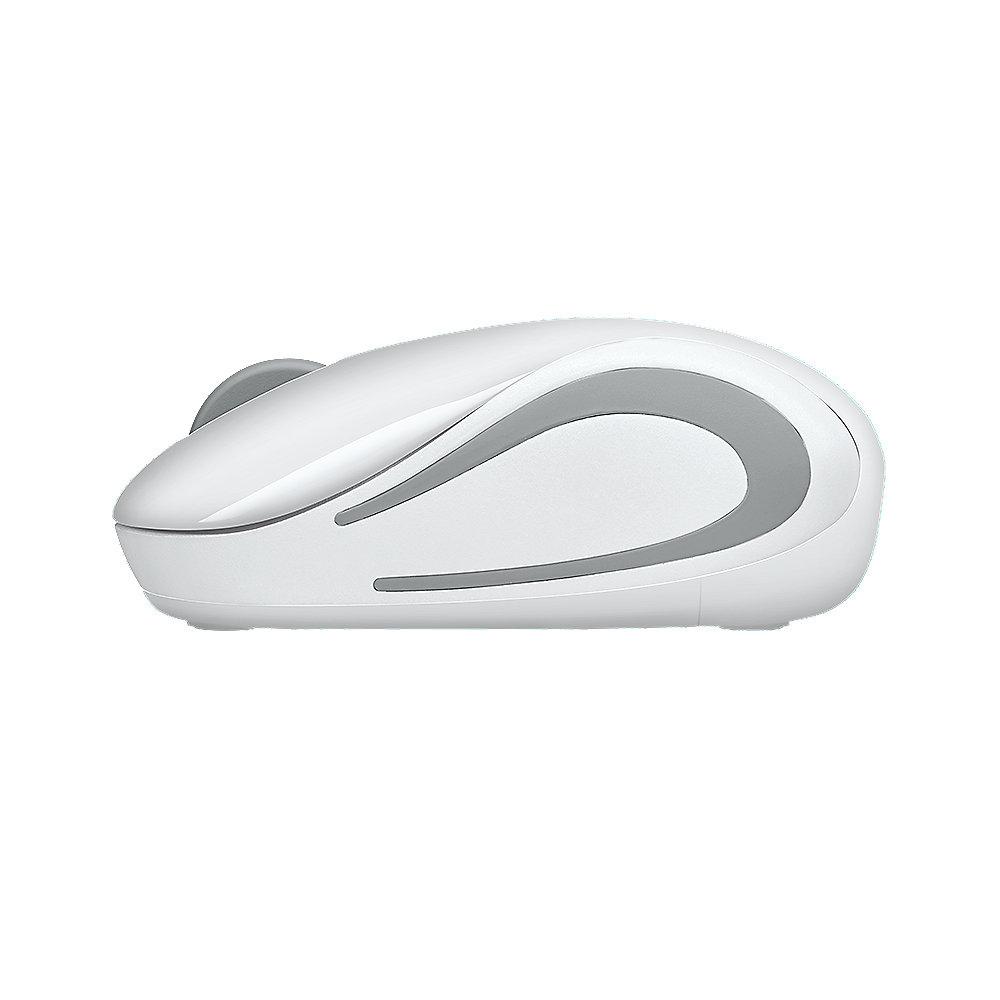 Logitech M187 Kabellose Ultra Portable Maus Wei 910 002735 Cyberport Wireless Mini Mouse White