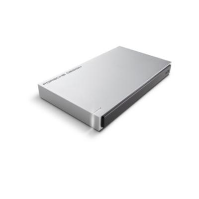 Lacie  Porsche Design Mobile Drive P9223 USB 3.0 – 1TB 2.5 Zoll inkl. USB-C Kabel   3660619403141
