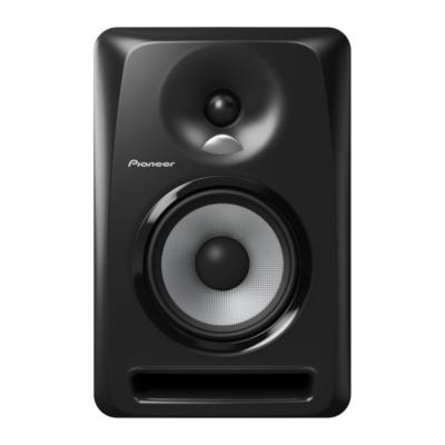 Pioneer DJ  S-DJ50X 5-Zoll Aktiv-Monitorlautsprecher (Schwarz) (1 Stk.) | 4988028229190