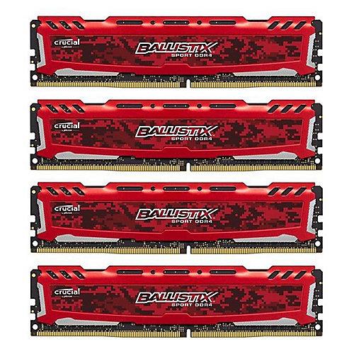 64GB (4x16GB)  DDR4-2400 CL17 RAM Speicher Kit | 0649528773531
