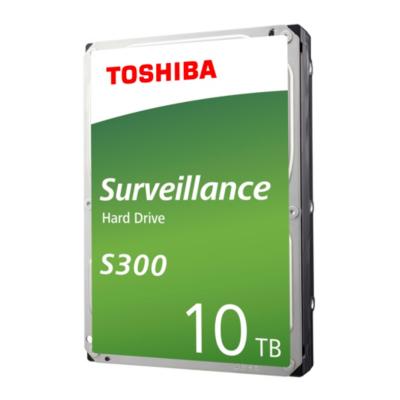 Toshiba  S300 HDWT31AUZSVA 10TB 256MB 7.200rpm SATA600 Bulk | 8592978113728