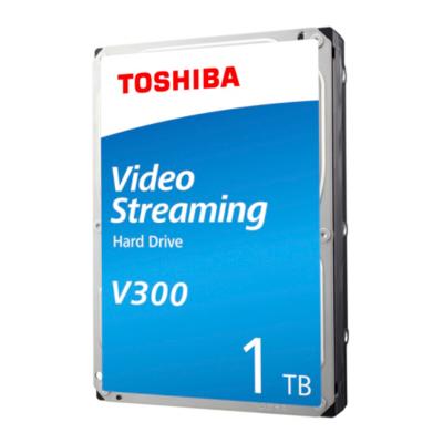 Toshiba  V300 HDWU110UZSVA 1TB 64MB 5.700rpm 3.5zoll SATA600 Bulk | 8592978108410