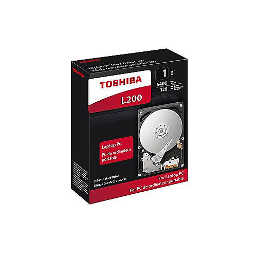Toshiba L200 HDWJ110EZSTA – 1TB 5400rpm 8MB SATA600 2.5zoll | 4051528202755
