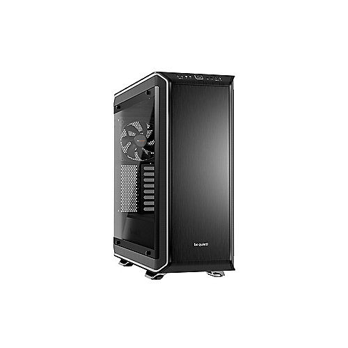 be quiet! Dark Base Pro 900 Rev.2 Silber Big Tower Gaming Gehäuse mit RGB