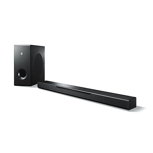 yamaha musiccast bar 400 soundbar sub multiroom. Black Bedroom Furniture Sets. Home Design Ideas