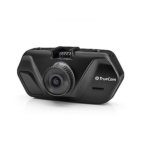 TrueCam A4 Full HD Dashcam Loopfunktion G-Sensor LCD