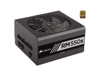 Corsair RMx Series RM550x V2 550 Watt Netzteil 80+ Gold (modular) 140 mm Lüfter