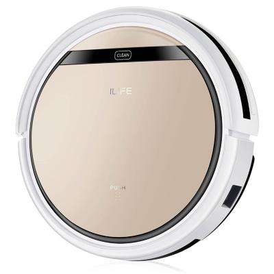ILIFE  V5s Pro Staubsauger-Roboter mit Wischfunktion weiß/gold   4260522140028