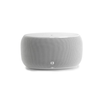 JBL  Link 500 weiß Google Sprachsteuerung, Lautsprecher mit WLAN und Bluetooth   6925281933523