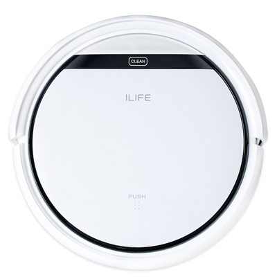ILIFE  V3s Pro Staubsauger-Roboter weiß   4260522140042