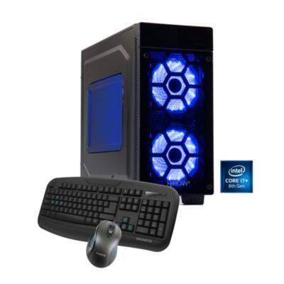 Hyrican  Striker PC i7+8700 16GB RAM 32GB Optane 2TB HDD 240GB SSD GTX1070 Win 10 | 4045643059721