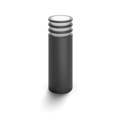 Philips  Hue White LED Sockel-/Wegeleuchte Lucca 40 cm anthrazit   8718696166055