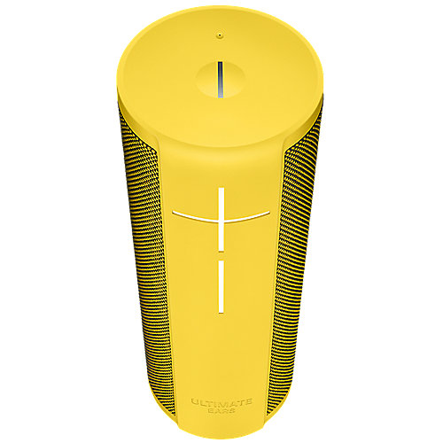 UE MEGABLAST Bluetooth Speaker gelb mit WLAN Alexa-kompatibel | 5099206072268