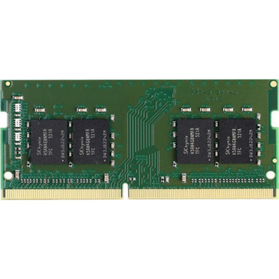 Kingston 16GB  Value DDR4-2666 MHz CL19 SO-DIMM RAM Notebookspeicher   0740617280623