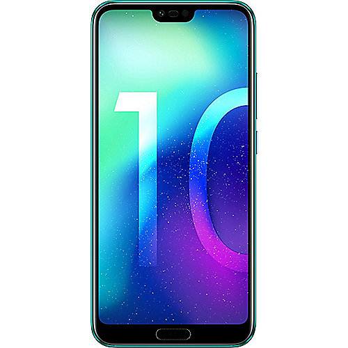 Honor 10 phantom grün Dual-SIM Android 8.1 Smar...