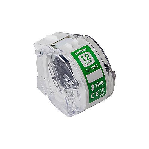 CZ-1002 Farbetikettenrolle – 12 mm | 4977766779289