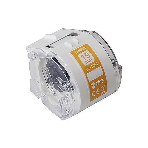 CZ-1003 Farbetikettenrolle – 19 mm | 4977766779296