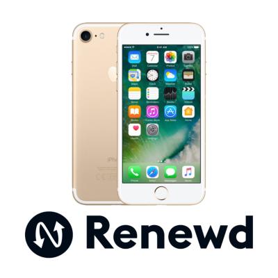 Renewd Apple iPhone 7 32 GB Gold | 8719244272402