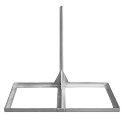 Technisat  Balkonständer mit 2 Gehwegplatten-Aufnahme | 4019588017528
