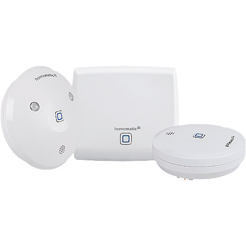 Homematic IP Starter Set Wasseralarm 153405A0 HmIP-SK8