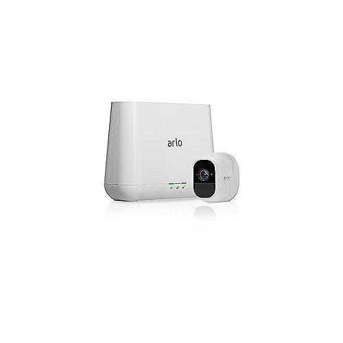 Netgear Arlo Pro 2 VMS4130P Sicherheitssystem 1x HD Kamera and Basisstation Sirene | 0606449128390