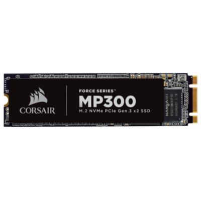 Corsair  Force Series MP300 SSD 480GB TLC M.2 2280 SATA600 NVMe | 0843591080538