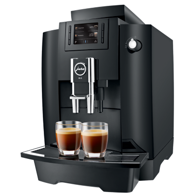 Jura  Gastro WE6 Piano Black Kaffeevollautomat | 7610917151141