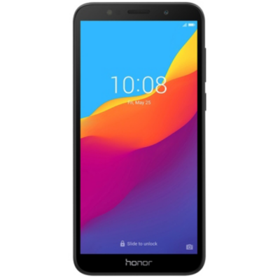 Honor  7S black Dual-SIM Android 8.0 Smartphone | 6901443233670