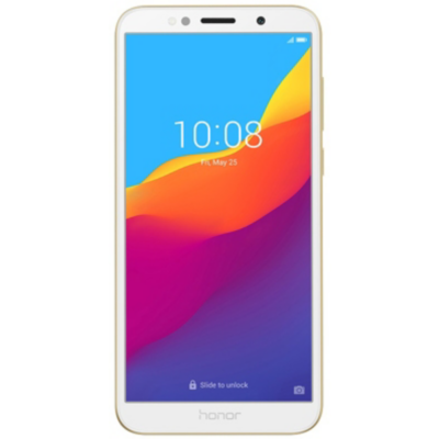 Honor  7S gold Dual-SIM Android 8.0 Smartphone | 6901443233694