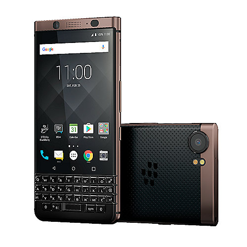 BlackBerry KEYone bronze Android Smartphone