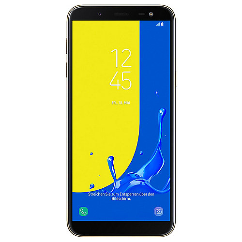 Samsung GALAXY J6 J600F Duos gold Android 8.0 Smartphone