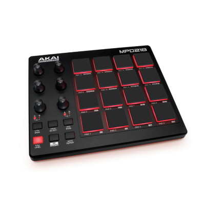 Akai  Professional MPD218 USB MIDI Pad Controller   0694318016930