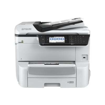 Epson  WorkForce Pro WF-C8610DWF Multifunktionsdrucker Scanner Kopierer Fax WLAN | 8715946651033