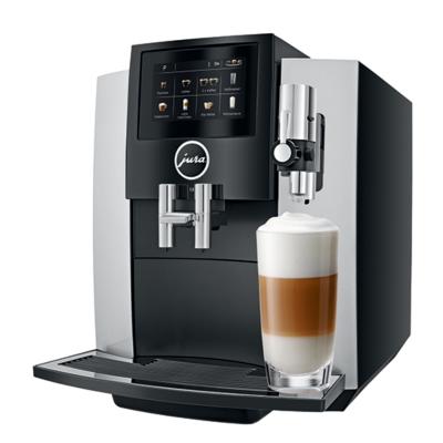 JURA S8 Moonlight Silver Kaffeevollautomat